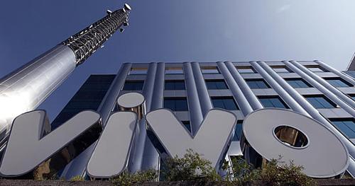 El operador brasileño Vivo obtiene un beneficio neto de 308 millones de euros
