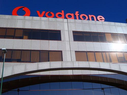 Vodafone España ingresó un 6,4% menos en el primer trimestre de 2011