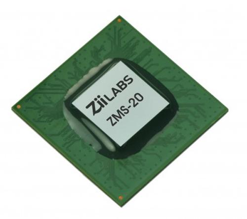 ZiiLabs presenta su nueva gama de procesadores ARM