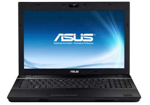 ASUS B53F, equilibrado portátil para empresas