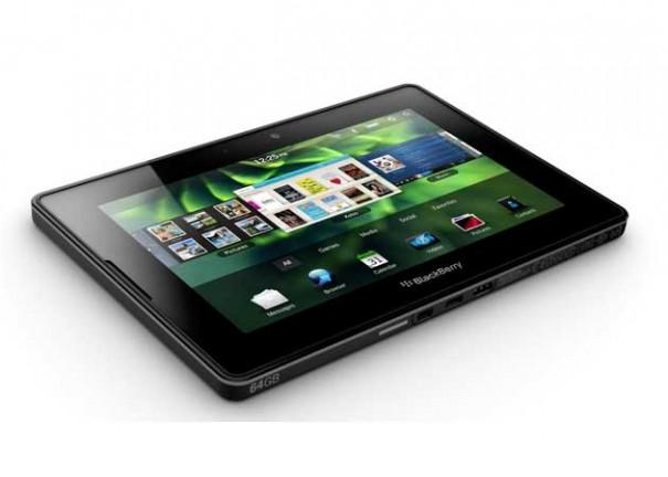 BlackBerry PlayBook llega a España el lunes 13 desde 499 euros