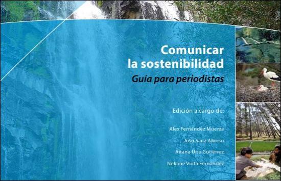 Publicada la primera guía sobre sostenibilidad para periodistas en español