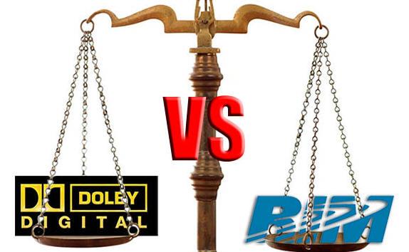 Dolby demanda a RIM por infracción de patentes