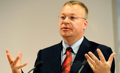 """Elop: """"Nokia no está en venta"""""""