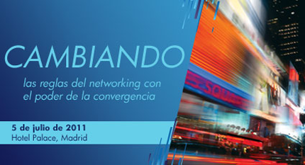 HP celebrará un evento sobre networking e infraestructura convergente