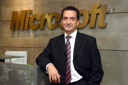 Fernando García Varela, nuevo director de Microsoft Dynamics en España