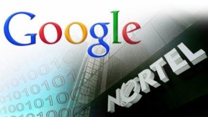 Google y Nortel