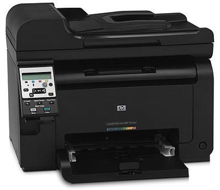 HP LaserJet Pro 100 color MFP HP presenta sus nuevas impresoras multifunción LaserJet con ePrint