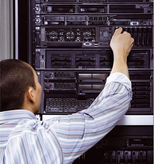 HP servidores x86