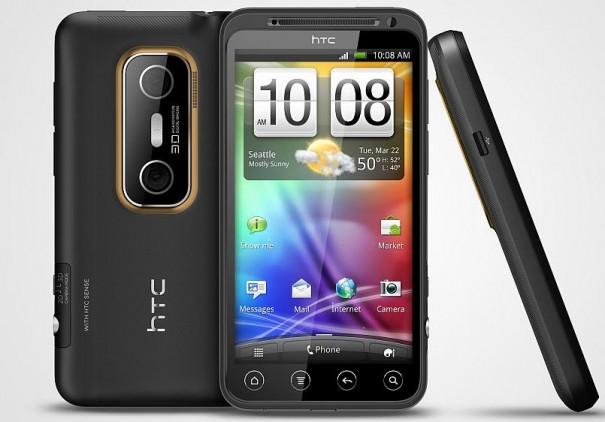 HTC EVO 3D en Europa abriendo la batalla del 3D en móviles