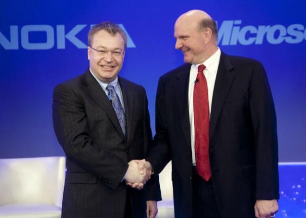 Nokia descarta la venta del negocio móvil a Microsoft