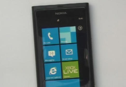Sea Ray, primer Nokia con Windows Phone 7