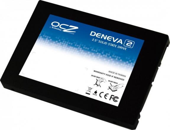 OCZ introduce las SSD Deneva 2
