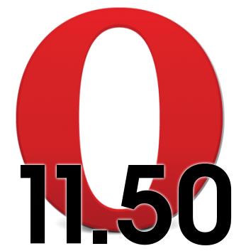 Disponible Opera 11.50 para Windows, Linux y Mac OS