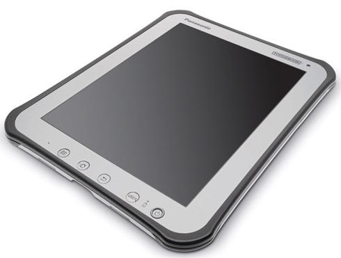 Panasonic anuncia tablet Toughbook con Android