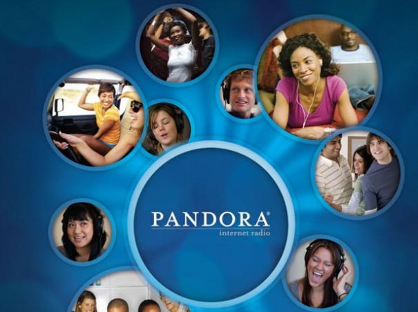 Pandora se dispara en bolsa, fiebre por las compañías de Internet
