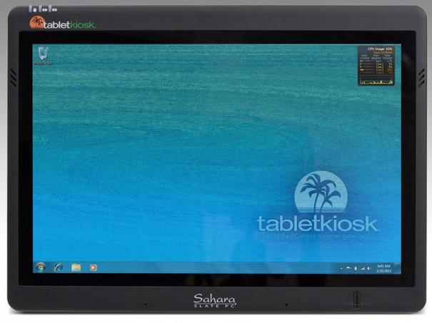 Slate PC i500, tablet profesional con 12 pulgadas y Core i7
