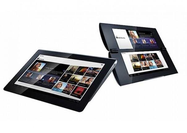 Tablet Sony S1 y S2 en vídeo, llegan en septiembre