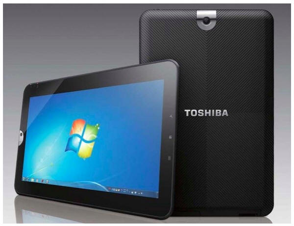 Toshiba WT310, tablet para profesionales