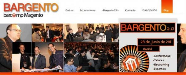 Bargento 2.0, software libre para el comercio electrónico