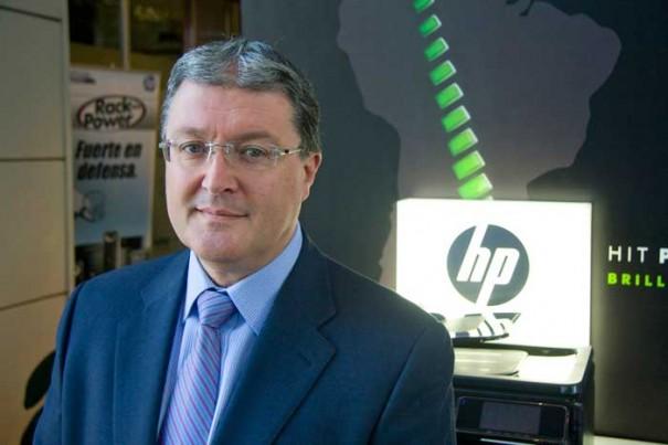 """Chano Rebollo, de HP: """"Los clientes optan por Unix en entornos críticos"""""""