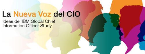IBM analiza la creciente importancia del papel de los CIOs en las empresas