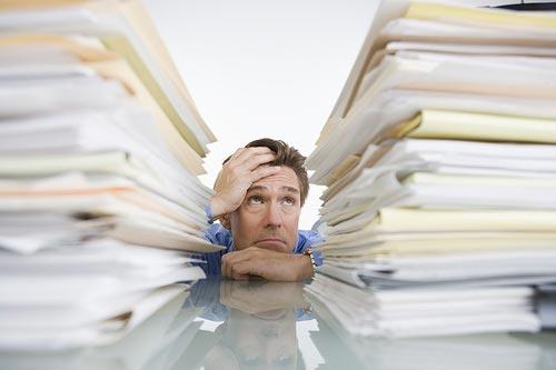 Los empresarios europeos, preocupados por el estrés de su empleados, según Xerox