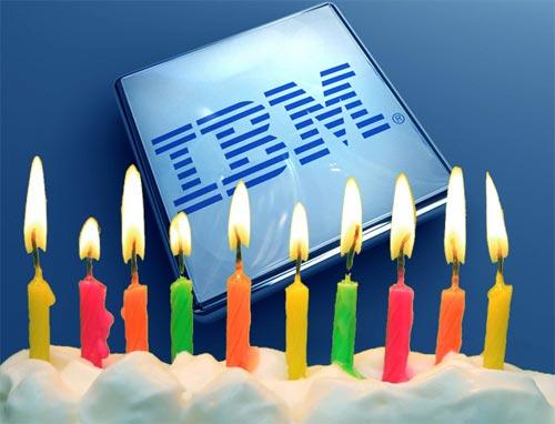 100 años IBM