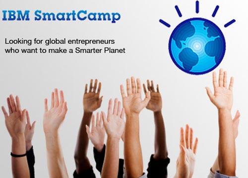 IBM celebrará su competición SmartCamp para emprendedores