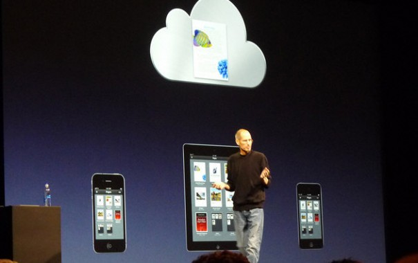 Apple sube a la nube con iCloud