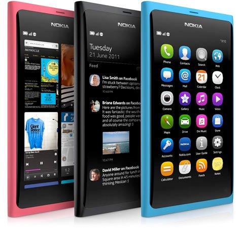 Nokia N9, el primer móvil con MeeGo