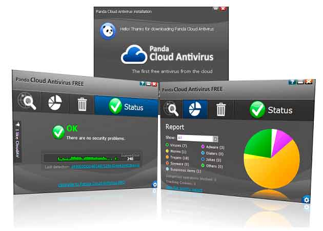 Panda Security presenta Panda Cloud Antivirus 1.5