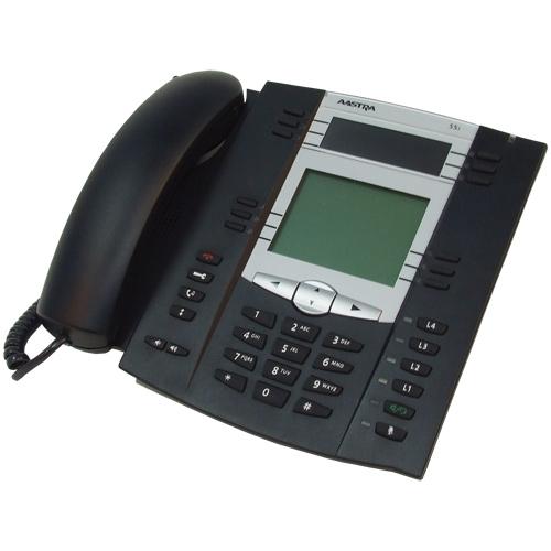 Teléfono SIP Aastra 6755i, análisis