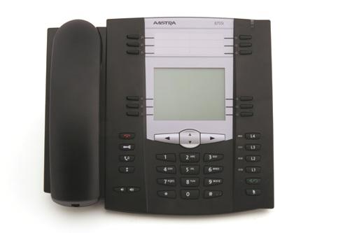 6755i 2 Teléfono SIP Aastra 6755i, análisis