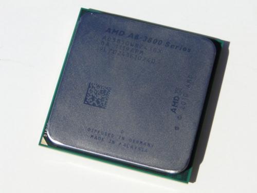 AMD APU Serie A 'Llano'
