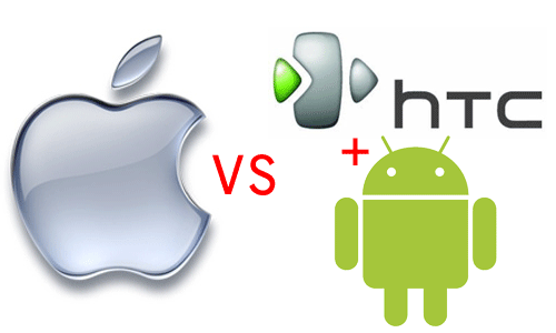 Apple versus HTC