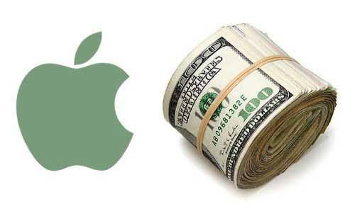 Apple logra récord de beneficios en el tercer trimestre del año