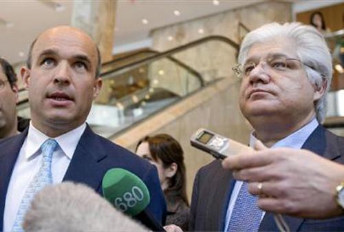 Los accionistas de RIM exigen cambios en su cúpula directiva