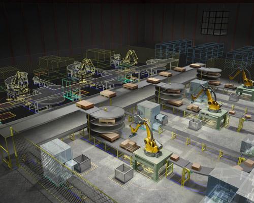 Llega Autodesk Factory Suite, la solución para el diseño 3D de fábricas industriales