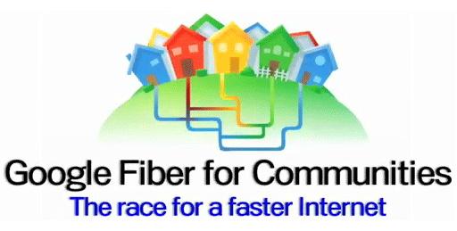 Google comienza la construcción de la red de 1 Gbps