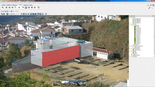 Keyline diseña un pabellón polideportivo eficiente con Autodesk Ecotect Analysis
