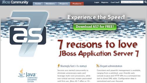 Red Hat lanza JBoss Application Server 7