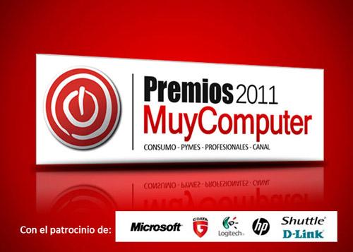Tercera Edición de los Premios MuyComputer 2011