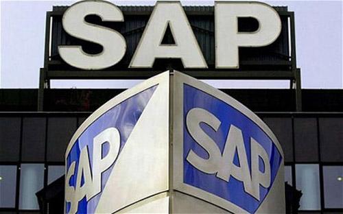 SAP obtiene un 13% más de beneficios en el segundo trimestre del año