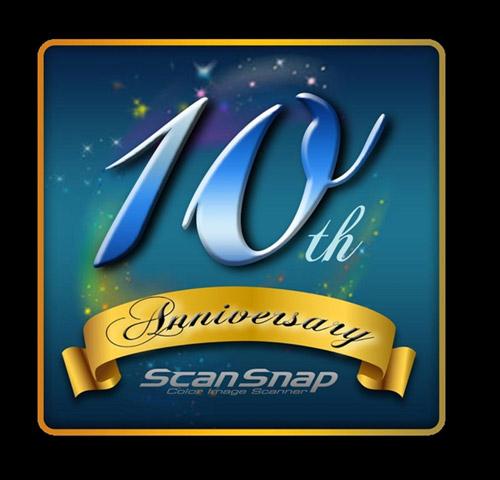 Los ScanSnap de Fujitsu celebran sus primeros 10 años en el mercado