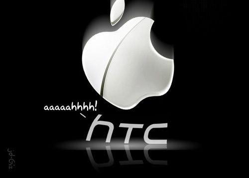 El juez da la razón a Apple frente a HTC