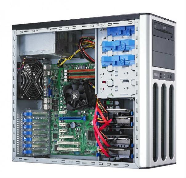 Nuevas series de servidores RS y TS de ASUS