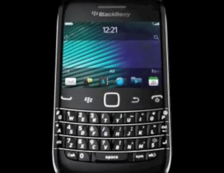 RIM filtra Bellagio, nueva Blackberry Bold 9790