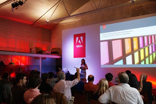 Adobe Systems reúne a un centenar de directivos en su evento
