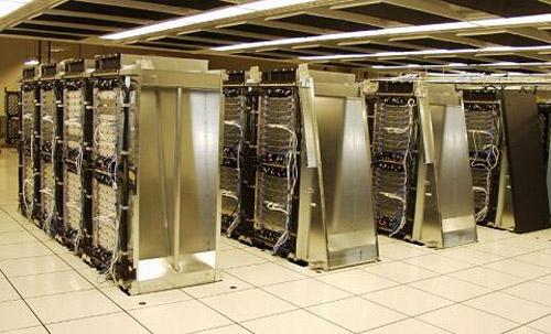 IBM encabeza el ranking de los ordenadores más eficientes del mundo